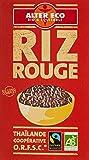 Alter Eco Riz Rouge Bio et Equitable 500 g - Lot de 4