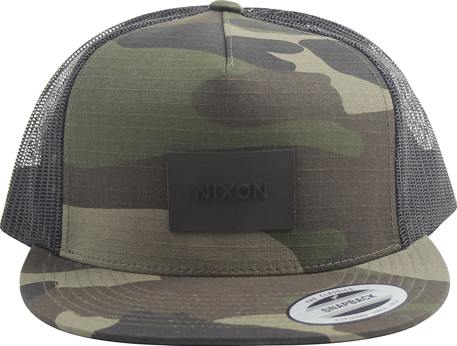 NIXON Unisex Team Trucker Hat: Amazon.es: Ropa y accesorios