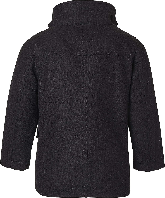 Sportoli Boys/' Classic Wool Blend Military Winter Dress Pea Coat Peacoat Jacket