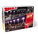 MPC Space: 1999 Nuclear Waste Area 2 Diorama (w/ Bonus 1:24 Scale Moon Buggy) 1:48 Scale Model Kit
