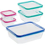 Snapware 10-Piece Total Solution Pyrex Food Storage Set, Glass