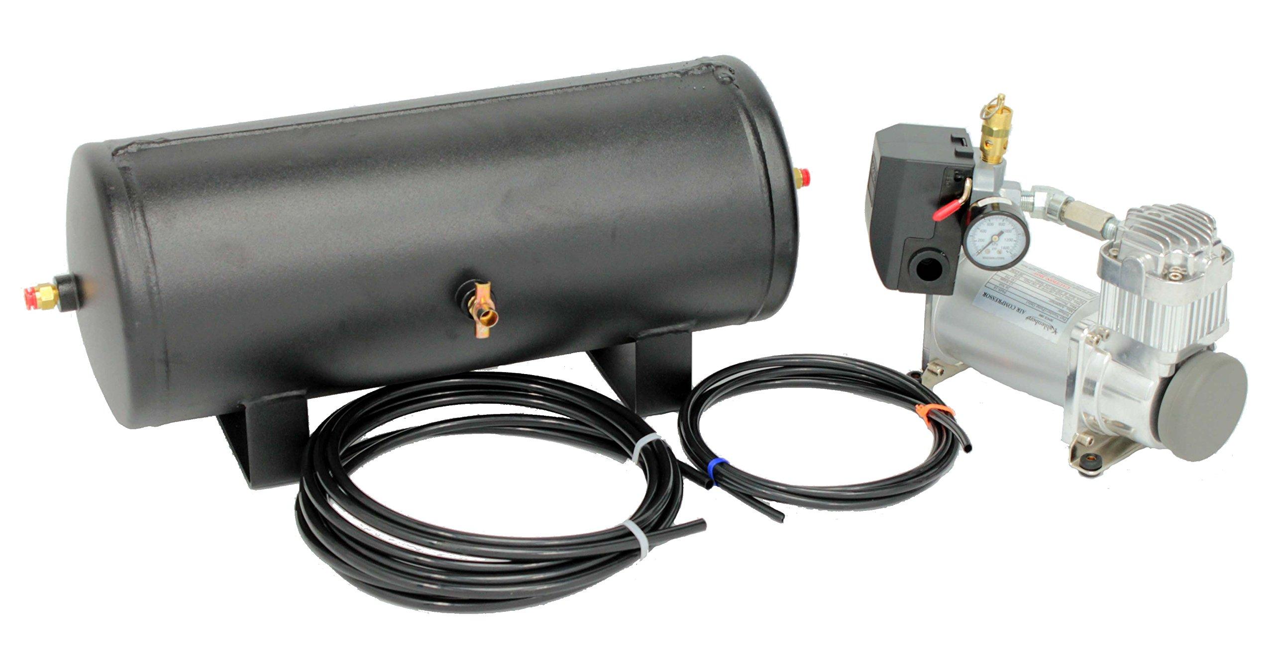 P449-23 Air Compressor Kit, 12 Volt D.C.