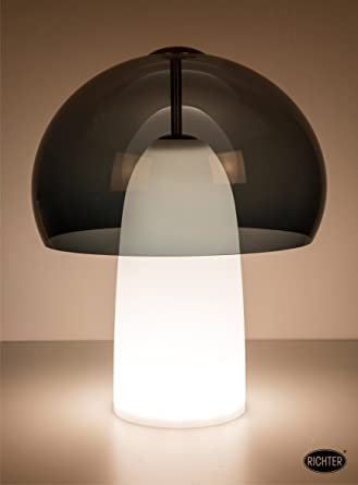LED Lámpara de pie   Bubble 3 Tila grande   lámpara de mesa ...