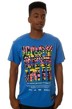 RockSmith Men's Baha Tee M Royal: Amazon co uk: Clothing