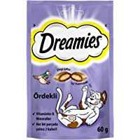 Dreamies Cat Treats, Duck, 60 gm