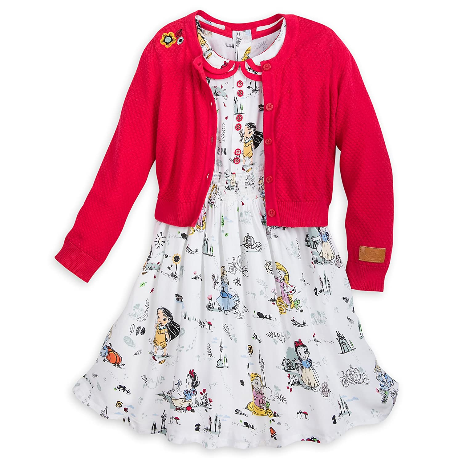 Disney Animators' Collection Dress Set for Girls Multi