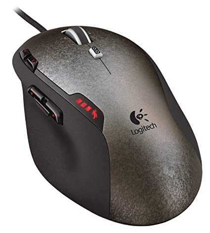 best gaming mice like the g500