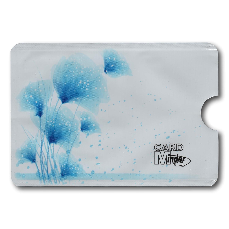 Minder® 10 unidades azul diseño tarjeta Minder RFID bloqueo ...