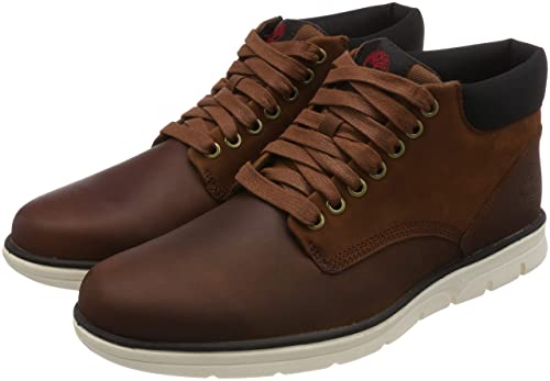 exclusive shoes a few days away new release Timberland Herren Bradstreet Chukka Leather High-Top