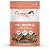 Crumps' Naturals MT-SS-120 Mini Trainers-Salmon Snaps, 4.2oz/120g