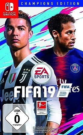 FIFA 19 - Champions Edition - Nintendo Switch [Importación alemana ...