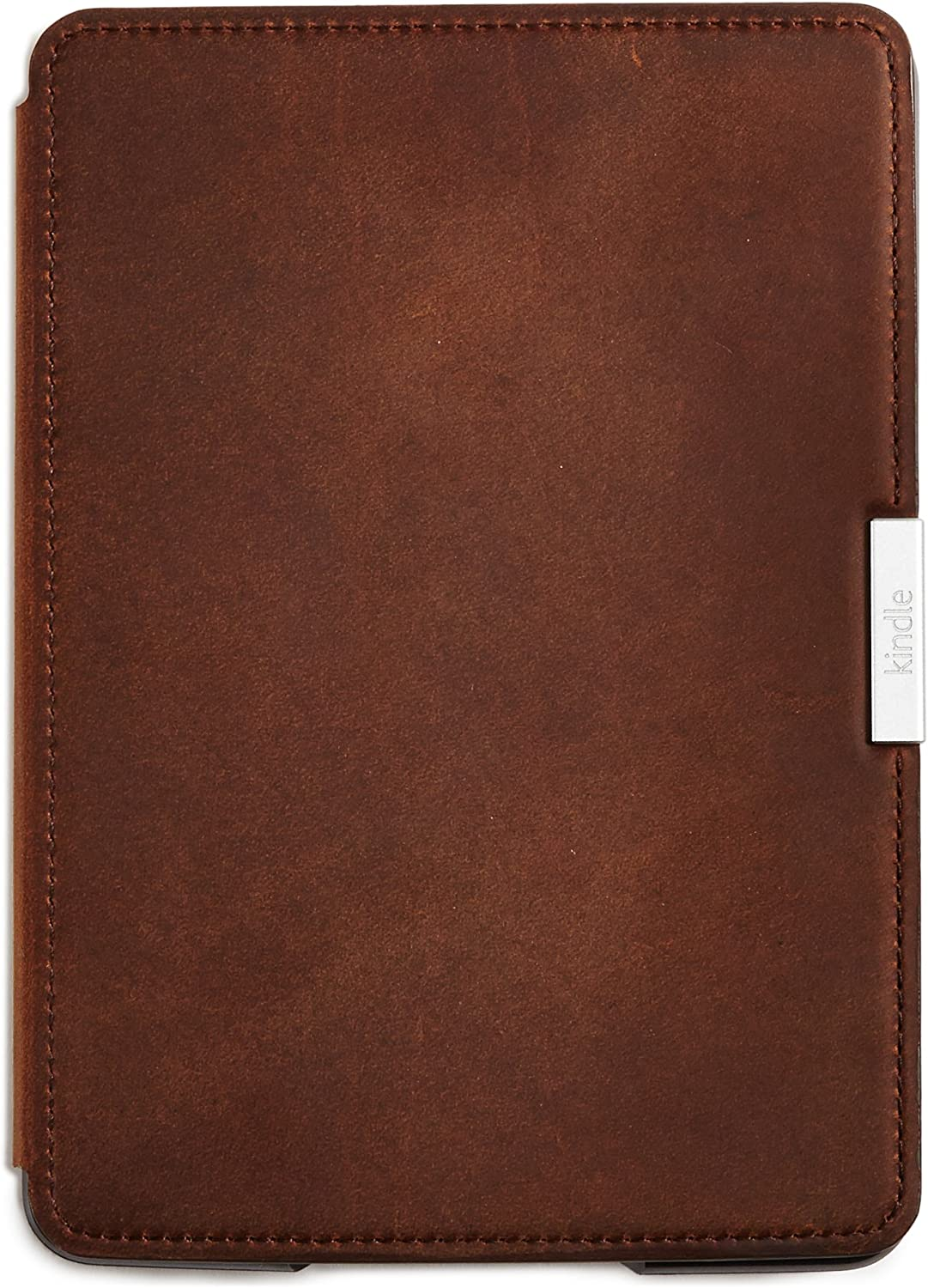 does not fit Kindle Paperwhite Kindle Leather Cover Saddle Tan