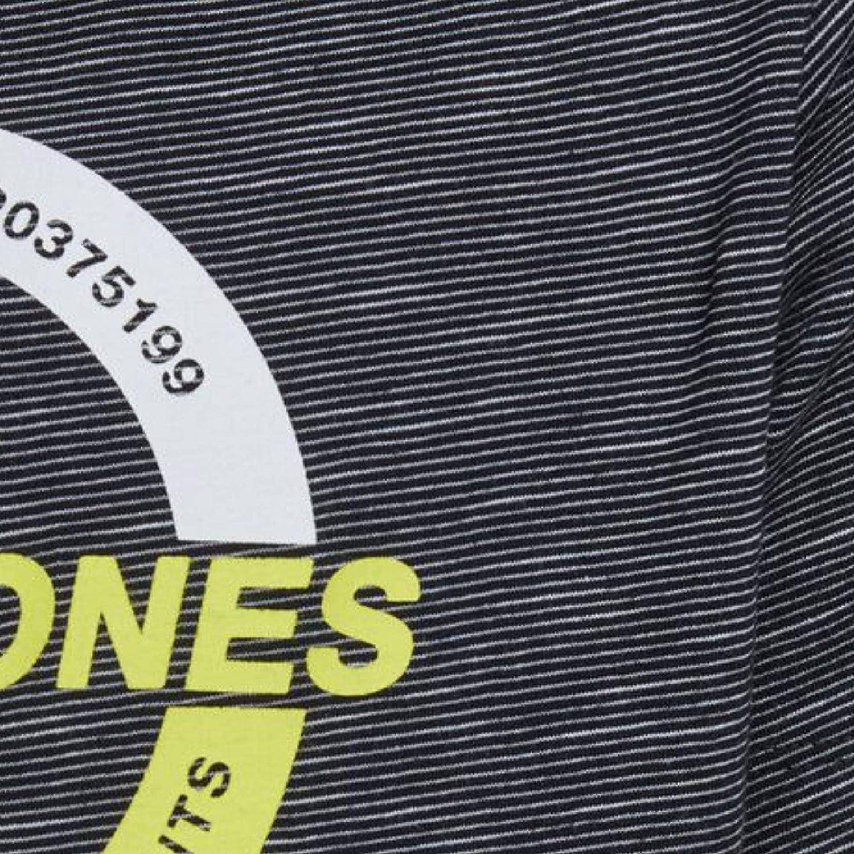 Camiseta JACK/&JONES Ni/ño Azul 12167700 JCOSTRONG tee SS Crew NEKC JR