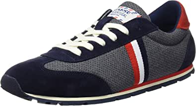 El Ganso Zapatilla Running Tejido Gris Topos Cinta - Zapatillas para Hombre: Amazon.es: Zapatos y complementos