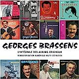 Georges Brassens : L'Intégrale Des Albums Studio (Coffret 14 CD)