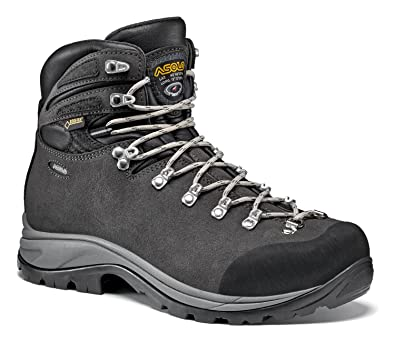 Mens Revert Gv mm High Rise Hiking Shoes, Corteccia Antarcite Asolo