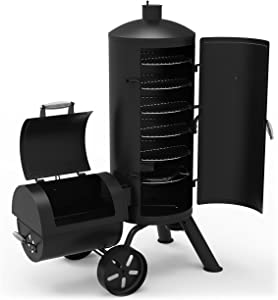 Dyna-Glo Vertical Offset Charcoal Smoker & Grill