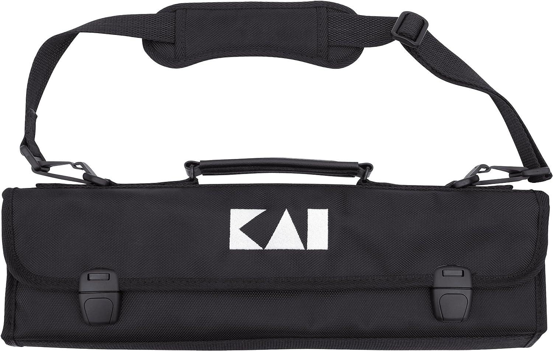 Compra Kai Europe Shun - Estuche para Cuchillos, Color Negro en ...
