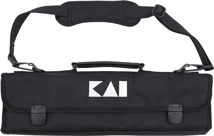 Compra Kai Europe Shun - Estuche para cuchillos, Negro / gris en Amazon.es