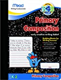 Mead Primary Composition Book, Ruled, 100 Sheets/200 Pages (9902)-2 pack