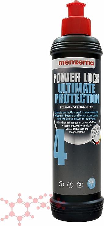 Menzerna Power Lock Ultimate Protection Polymer Lackversiegelung 250ml Auto