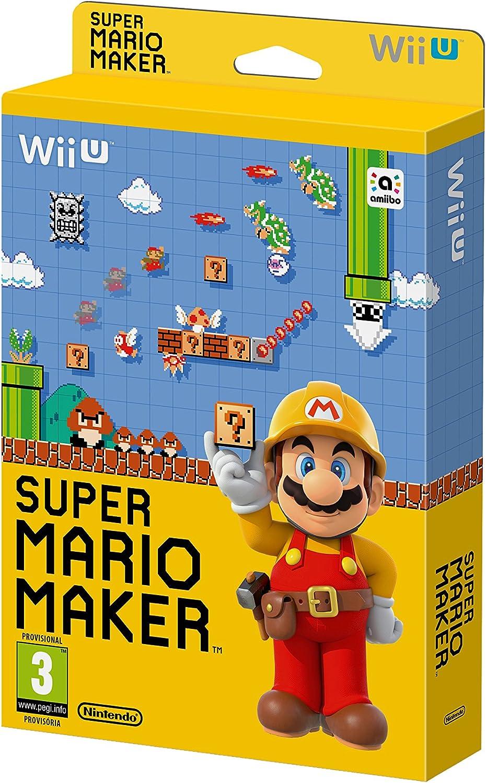 Mario Maker + Artbook: Amazon.es: Videojuegos