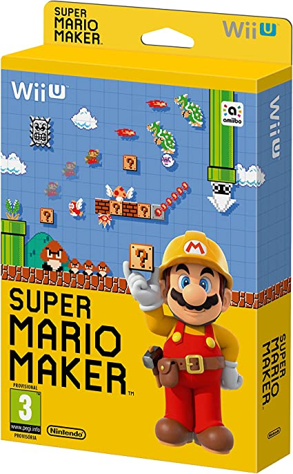 Mario Maker + Artbook: Amazon.es: Videojuegos