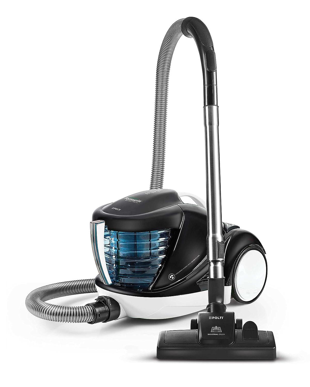 Polti Forzaspira Lecologico Aqua Allergy Natural Care Aspirapolvere Senza Sacco con Filtro ad Acqua, Filtro Hepa H13, 6 Accessori PBEU0108