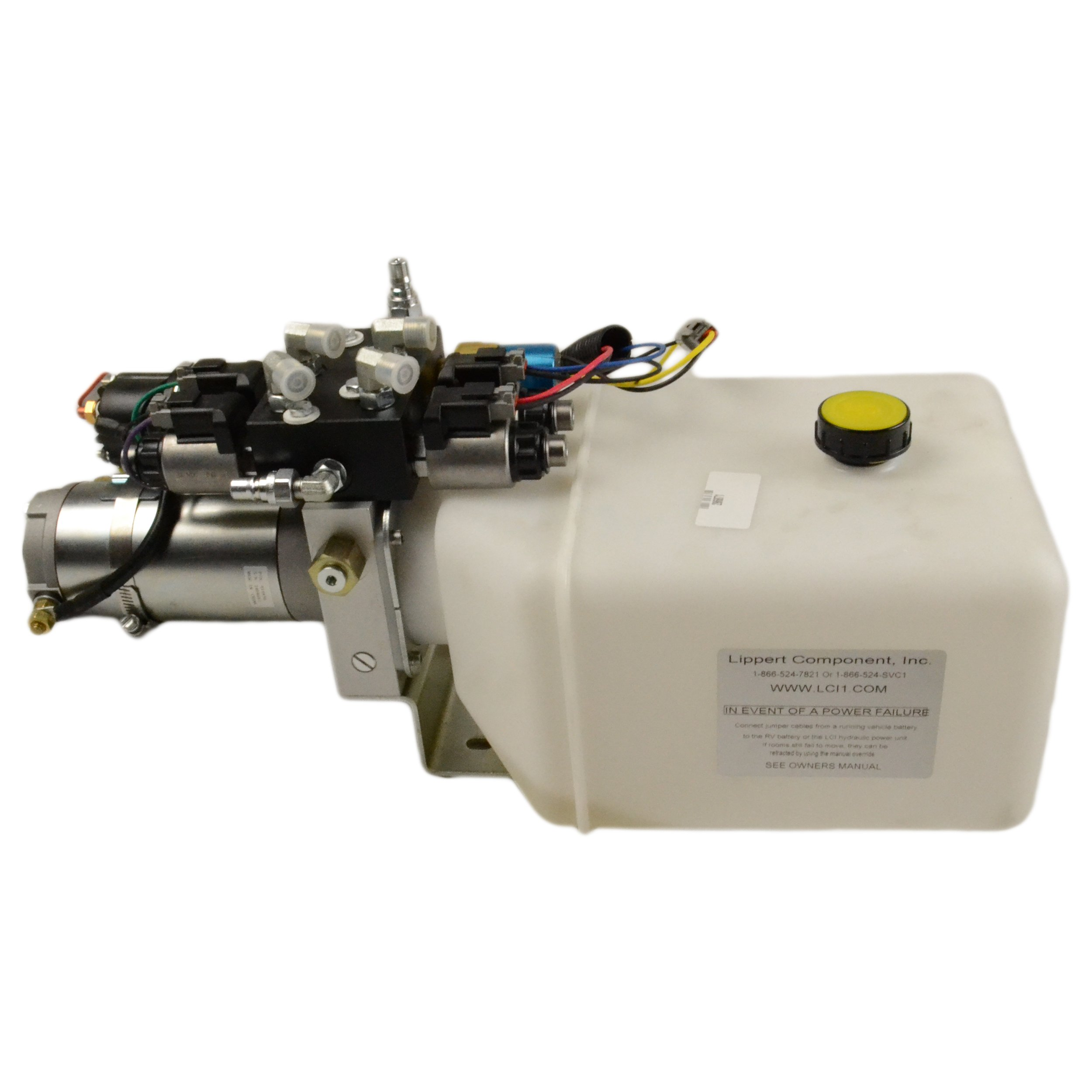 Lippert Components 286871 Leveling Pump and Power Unit by Lippert Components