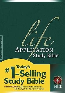 Life application study bible niv kindle edition by tyndale life application study bible nlt fandeluxe Gallery