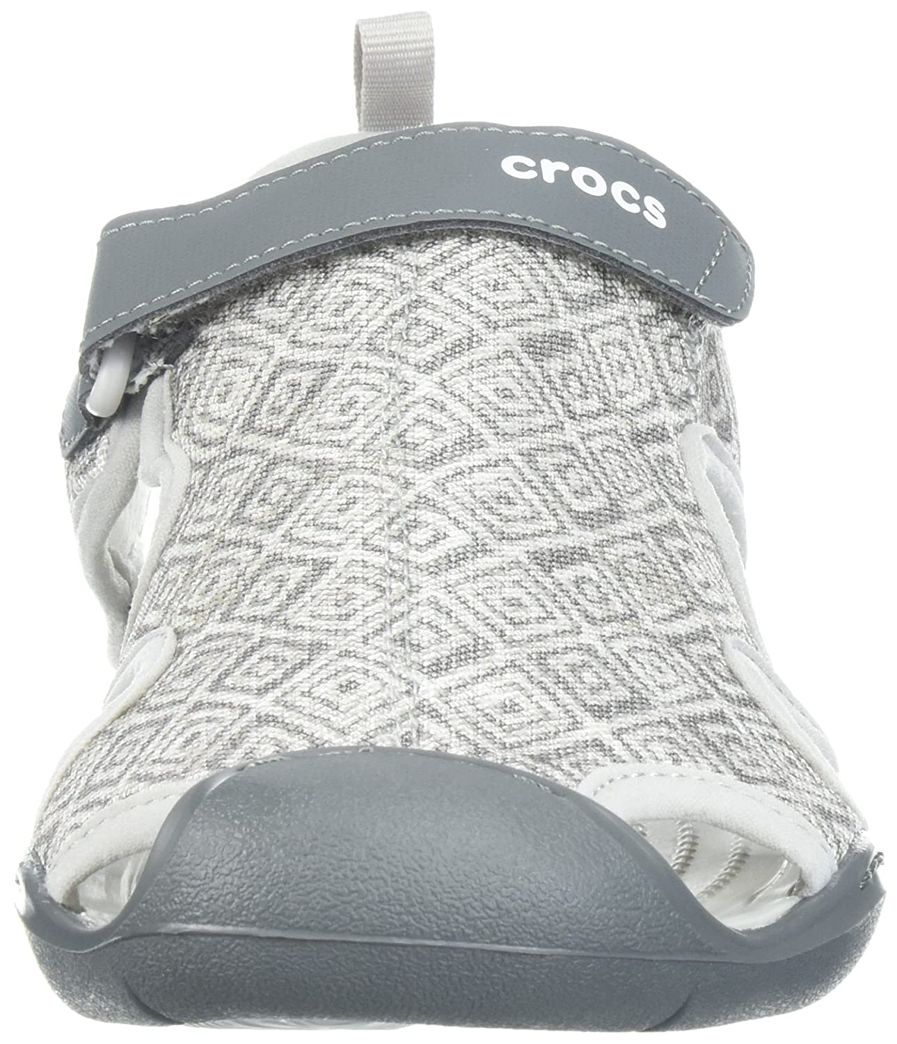 ebb4b14483a2c5 ... Crocs Sandal Women s Swiftwater Graphic Mesh Sandal Crocs B072JN5P4M 8  M US