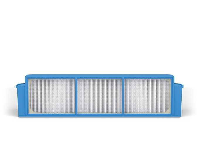Philips FC8007/01 accesorio y suministro de vacío Robot vacuum Filtro y cepillo - Accesorio para aspiradora (Robot vacuum, Filtro y cepillo, Azul, ...