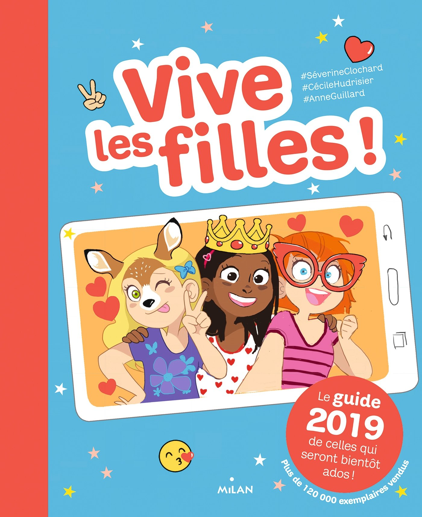 Vive Les Filles 2019 Amazon Ca Severine Clochard Books