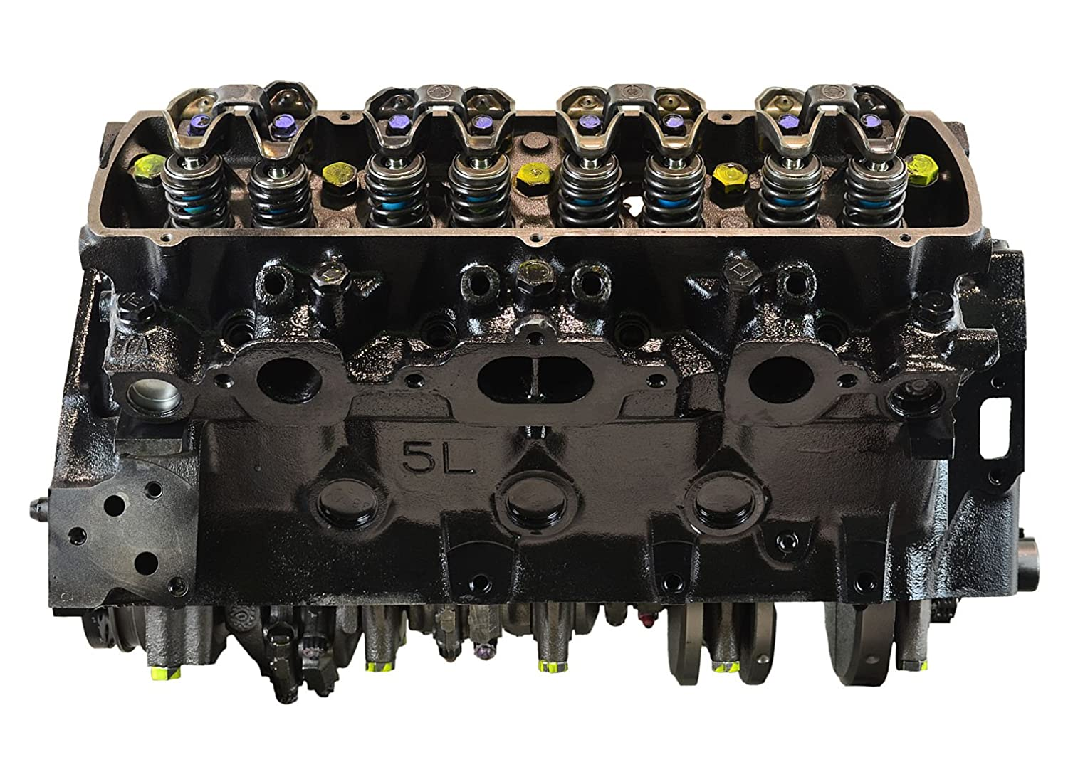 PROFessional Powertrain DO15 Oldsmobile 307 Complete Engine, Remanufactured PROFormance Powertrain