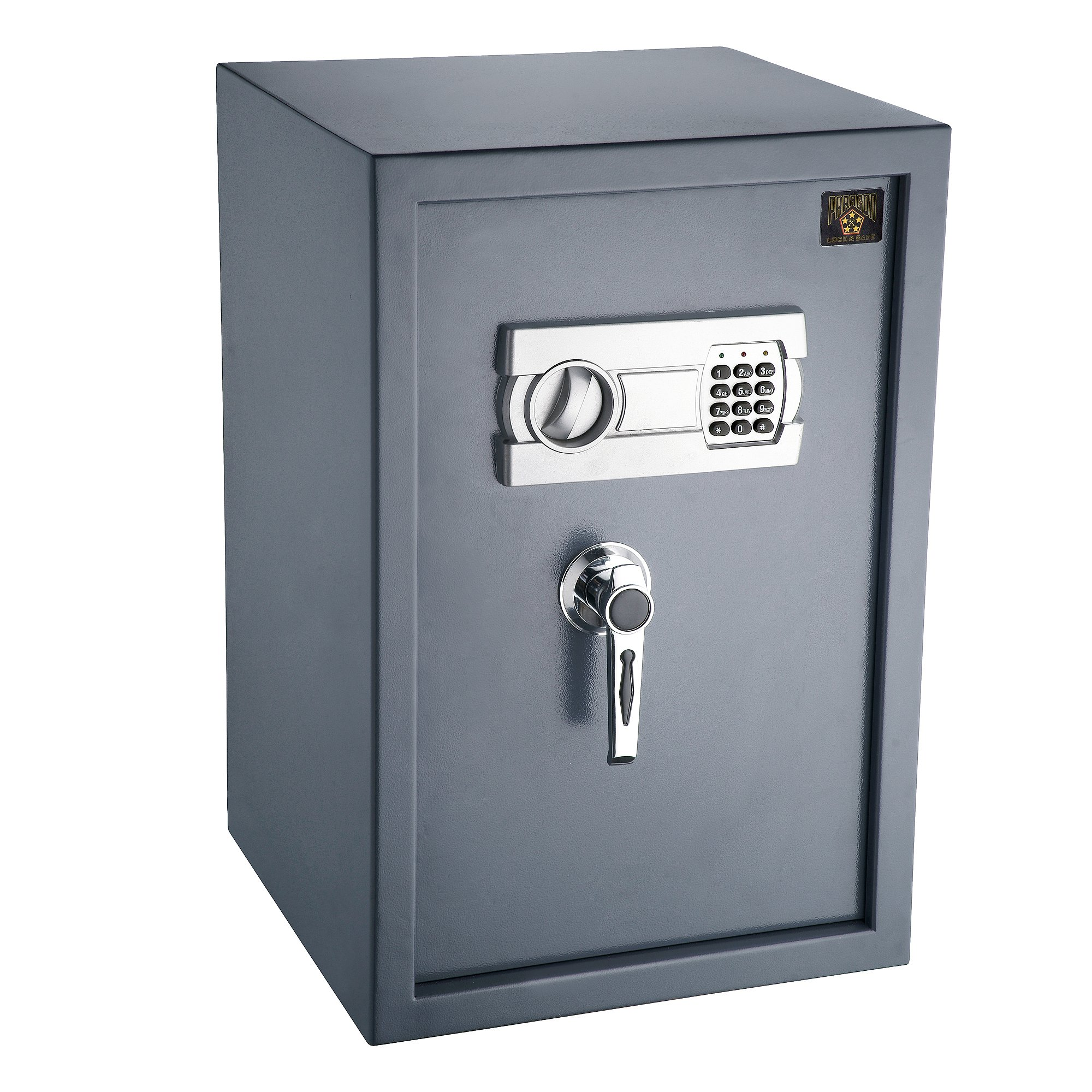 7803 Paragon Lock & Safe ParaGuard Deluxe Electronic Digital Safe Home Security by Paragon Lock and Safe