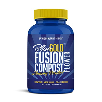 Amazon.com: Azul Oro Compost Fusion floración Natural NOP ...