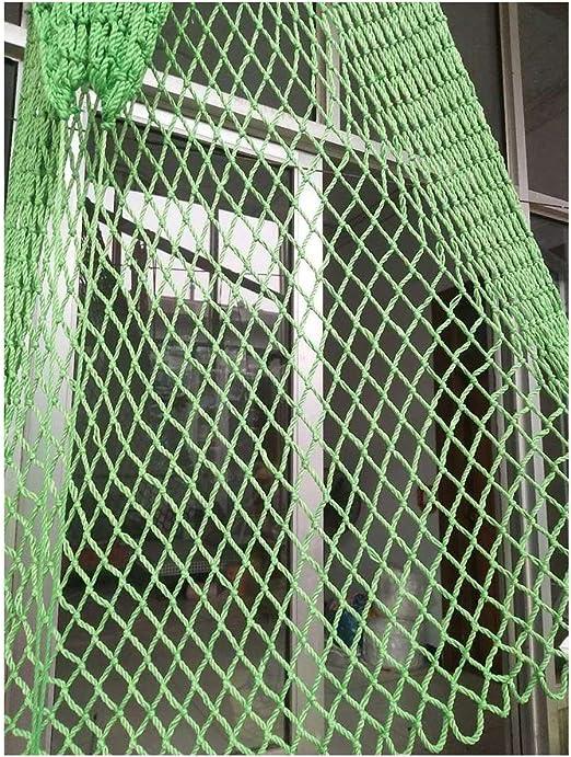 Hwt Red Redes De Jardín/Redes para Plantas Trepadoras Redes De Jardín/Redes para Plantas Decoración De Pared Neta para Jardín Cubiertas Vegetales Tarea Pesada 6mm/5cm Verde Multi-tamaño (Size : 1x9m): Amazon.es: Jardín