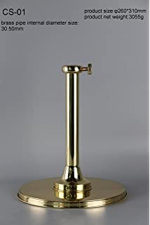 New Brass Bishop Staff/Crosier Stand- CS-01. Our Company Have 4