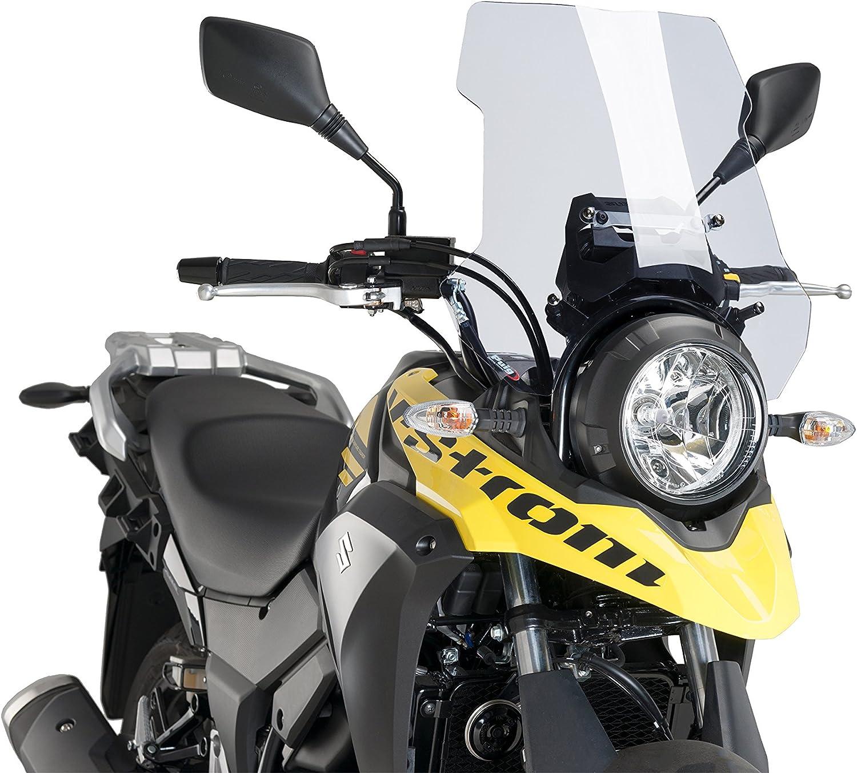 Puig 9606W Touring Screen for Suzuki DL250 V-Strom Transparent