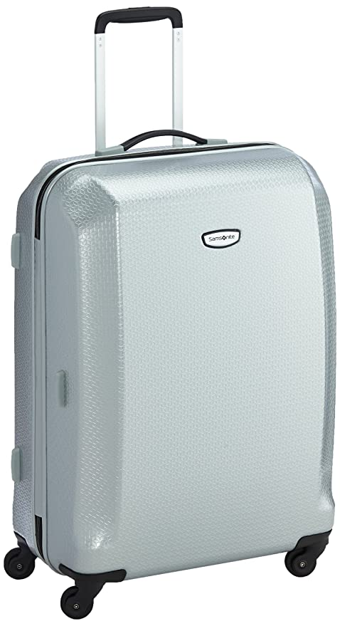 Samsonite Maletas y trolleys, 69 cm, 78 L, Plateado