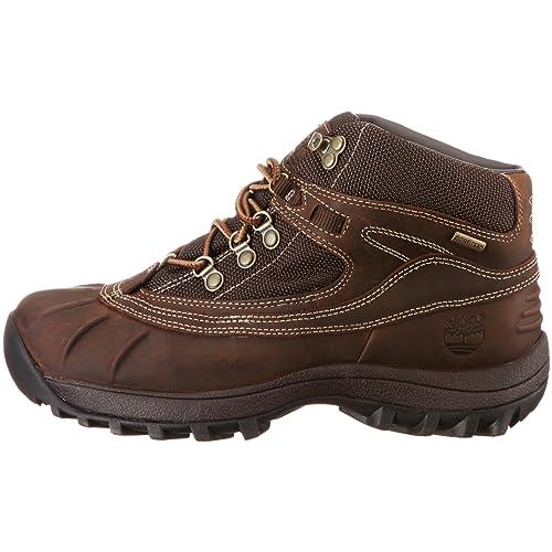 dove comprare economico in vendita meticolosi processi di tintura Timberland Classics Canard 36557, Men's Boots - Dark Brown, 41.5 ...