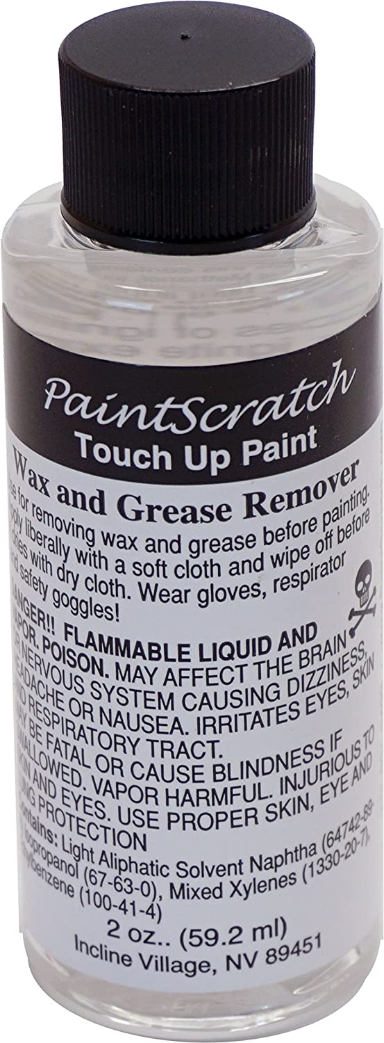 PAINTSCRATCH Wax & Grease Remover for Professional Use PaintScratch Automotive Touch Up Paint WAG