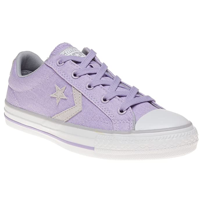 Converse Star Player Ox, Zapatillas de Deporte Unisex para Adultos, Color Morado, Talla 39: Amazon.es: Zapatos y complementos