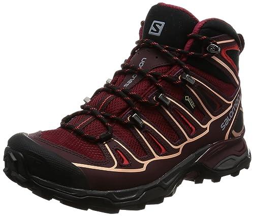 Salida Amplia Gama De Salomon Ellipse 2 Mid LTR GTX W amazon-shoes grigio Senza tacco El Pago De Visa En Venta Precio Más Bajo En Línea Barato GKlWYR1sCV