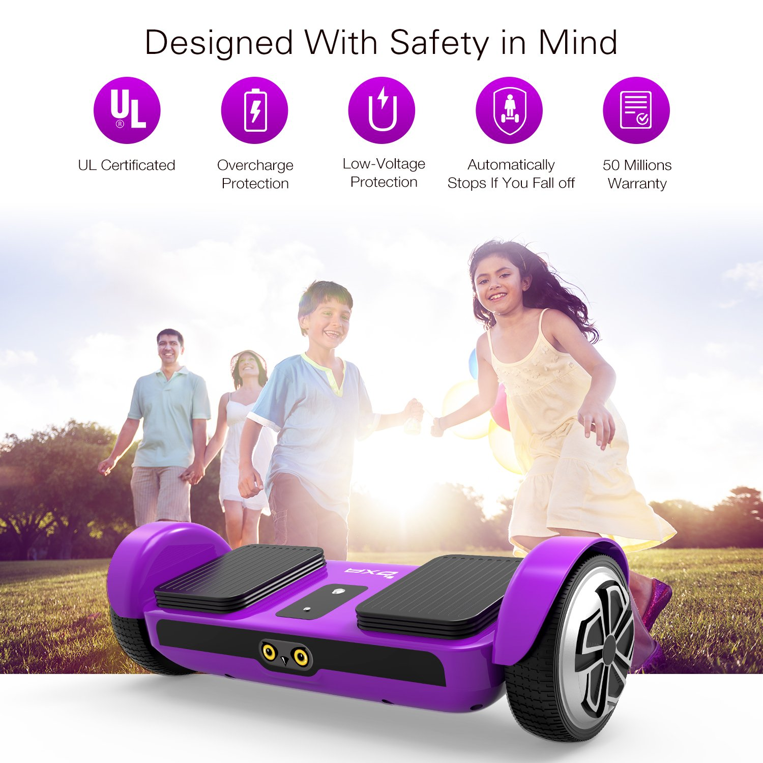 cheap hoverboard under 100
