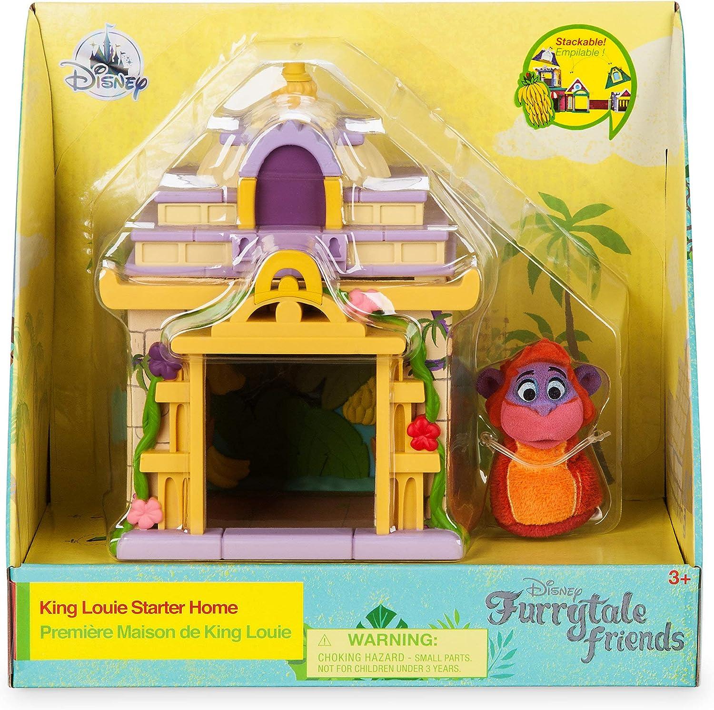 "Disney Official Furrytale Friends The Jungle Book King Louie Soft Plush 9/"" BNWT"