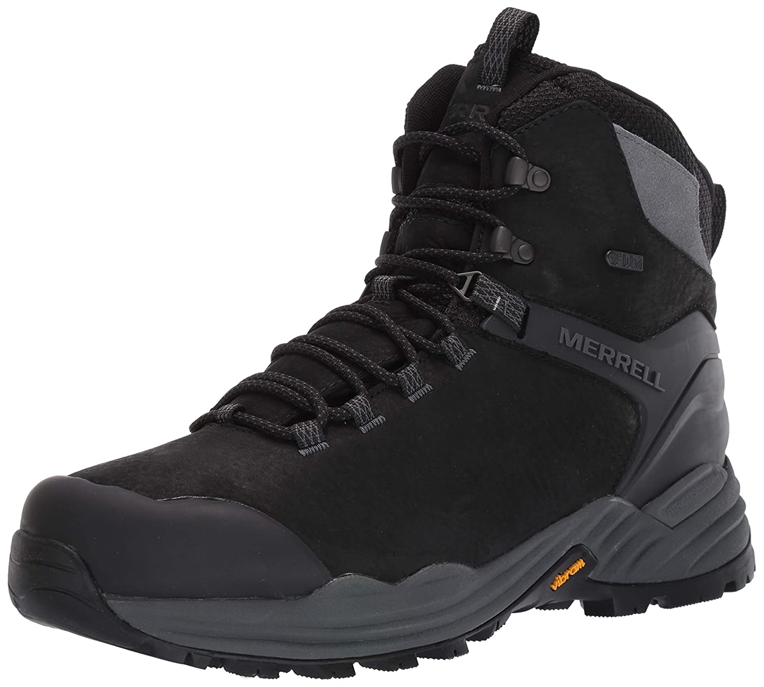 f59adf45bff Merrell Men's Phaserbound 2 Tall Waterproof Hiking Shoe