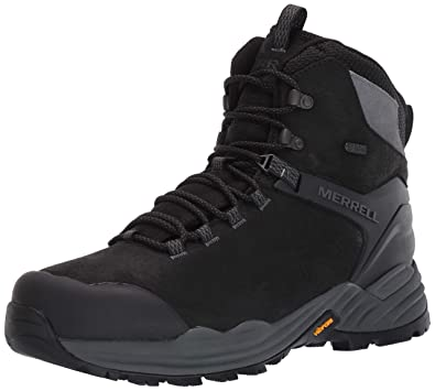81759f00a28c19 Amazon.com | Merrell Men's Phaserbound 2 Tall Waterproof Hiking Shoe ...