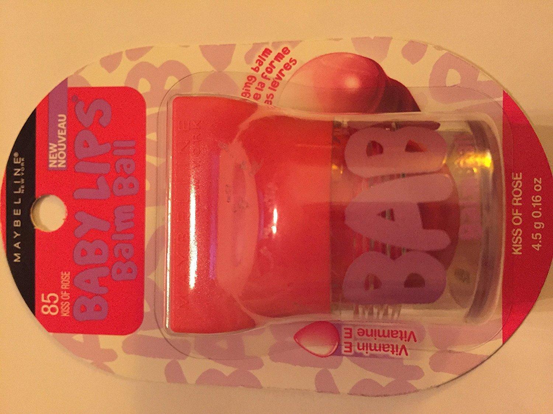 Amazon Com Maybelline Baby Lips Balm Ball Pretty In