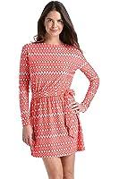 Coolibar UPF 50+ Women's Coastline Dress - Sun Protective